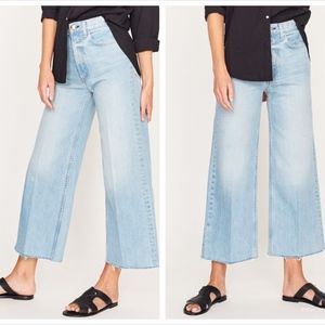 Rag and Bone Wide Leg Haru Jeans